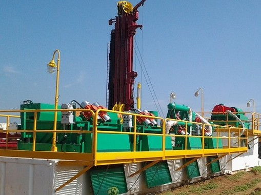 drilling mud system-1