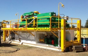 0224 500gpm mud recycling system