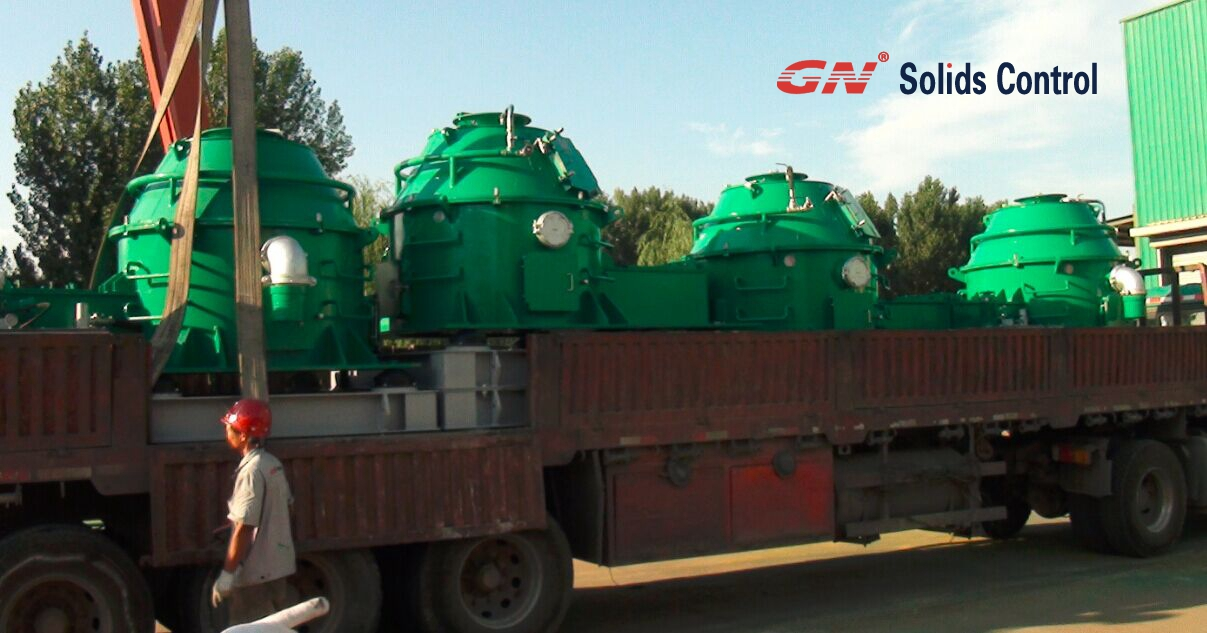 drilling waste cuttings dryer