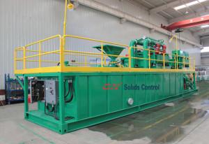 500 GPM mud system