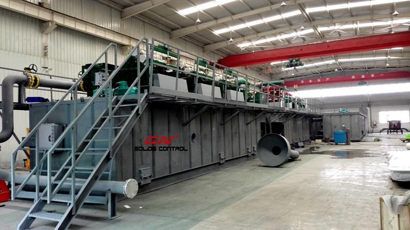 1500hp rig mud system