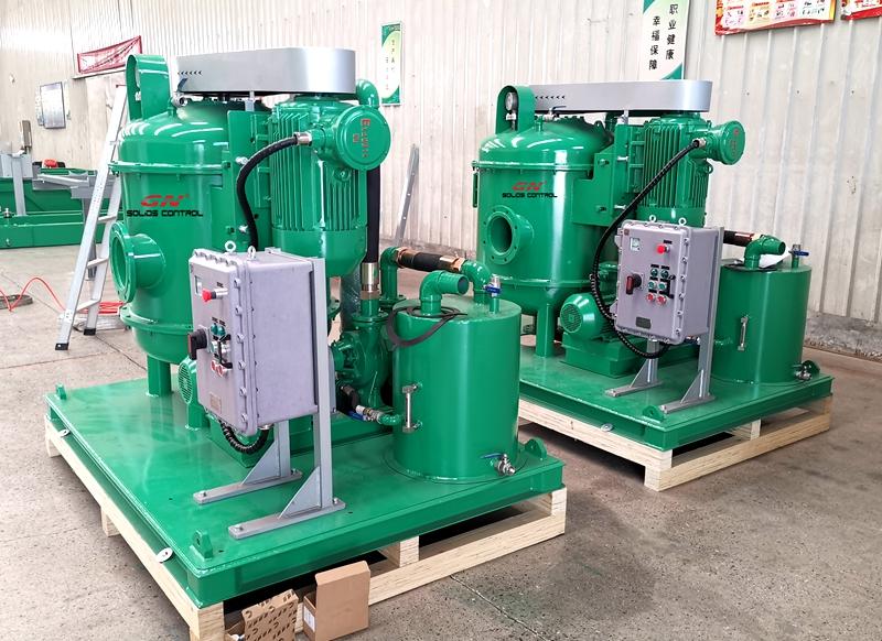 2020.03.06 Drilling Vacuum Degasser