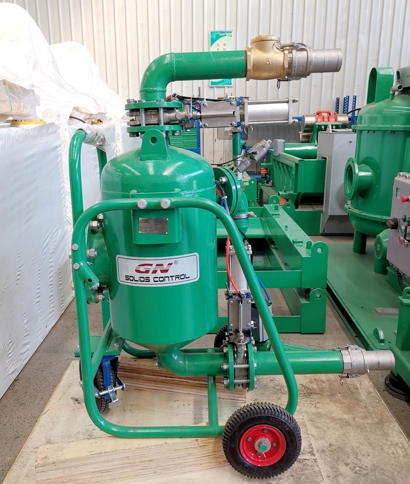 2020.10.16 Sludge Vacuum Pump
